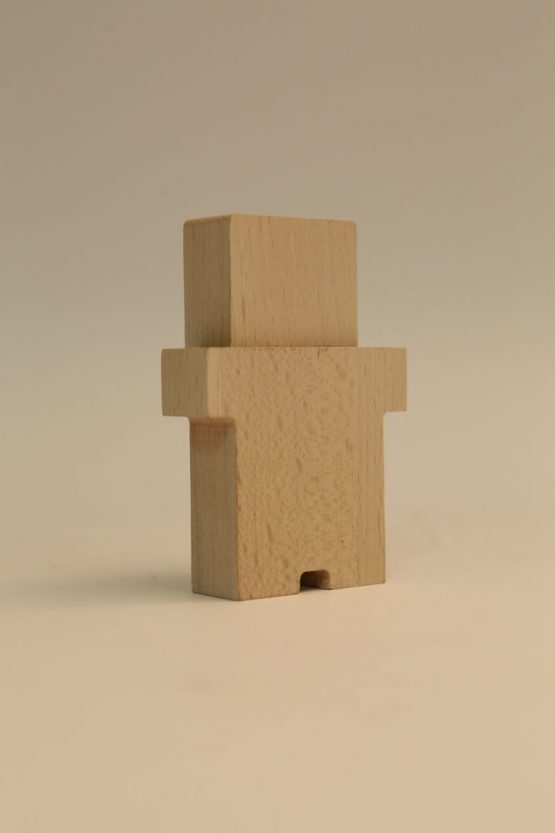 Скульптура «ОН». Автор: Андрей Люблинский.