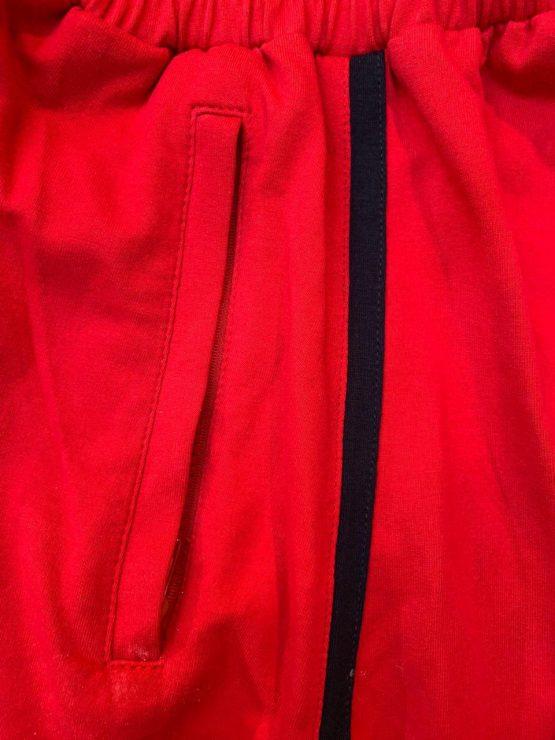 Штаны галифе красные от Сергея Шнурова