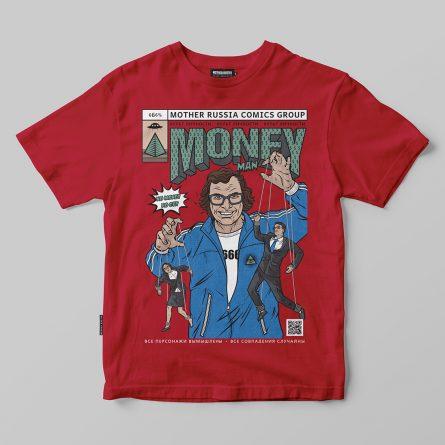 Футболка Money man