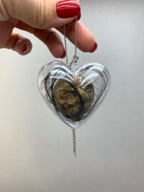 Тсантса в сердечке