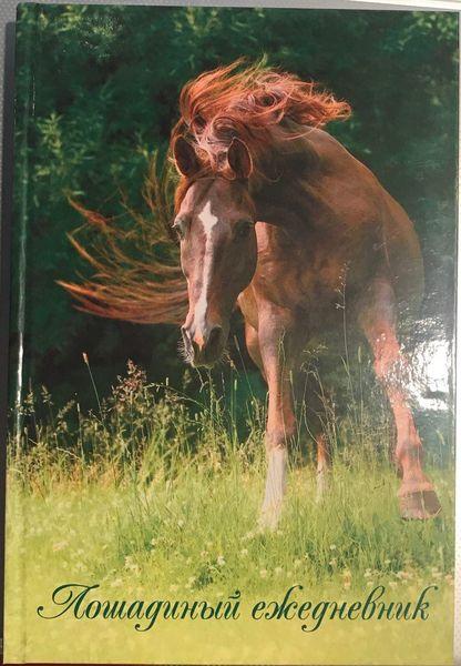 Лошадиный ежедневник