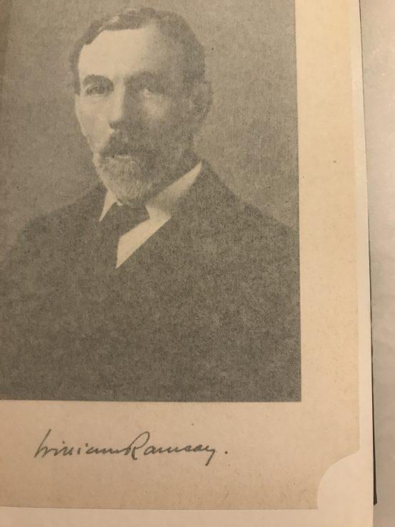 Вильям Рамзай