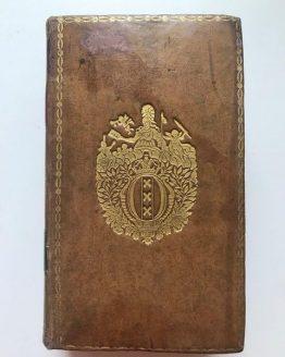 CORNELII NEPOTIS. Augustinus Van Staveren 1820
