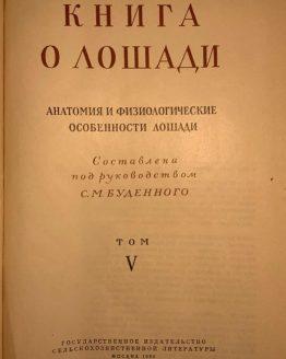 Книга о лошади