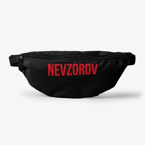 "Поясная сумка ""NEVZOROV"" (Teespring.com)"