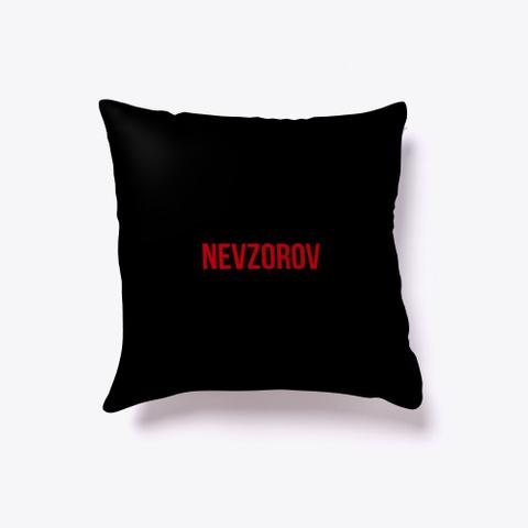 "Подушка ""NEVZOROV"" (Teespring.com)"