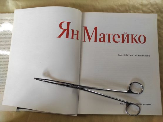 Ян Матейко. 1973