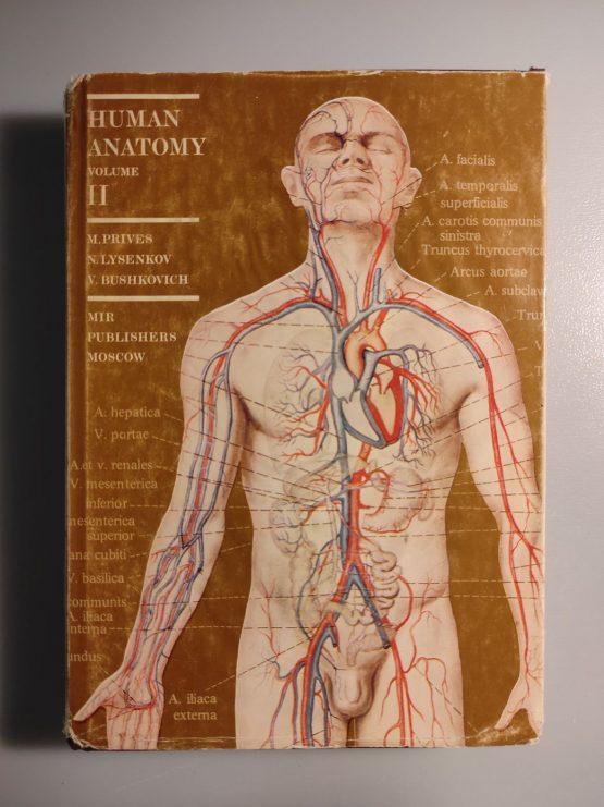 Human Anatomy (Vol. II) M. Prives, N. Lysenkov, V. Bushkovich