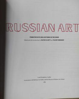 100 years of Russian Art
