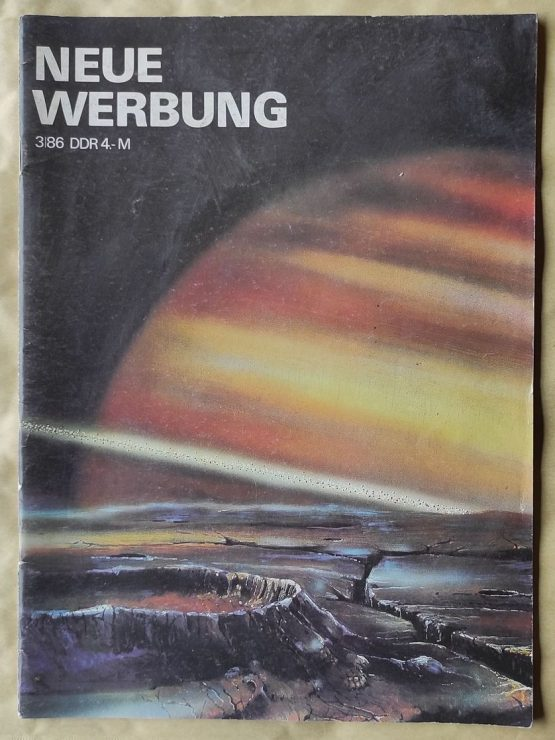 """Журналы """"NEUE WERBUNG"""""""